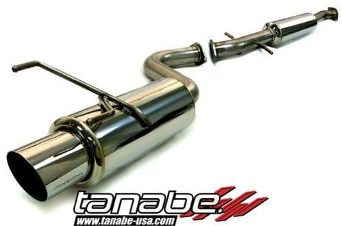Tanabe Medallion Concept G Catback Exhaust 00-05 IS300