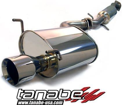 Tanabe Medallion Touring Catback Exhaust 00-05 IS300