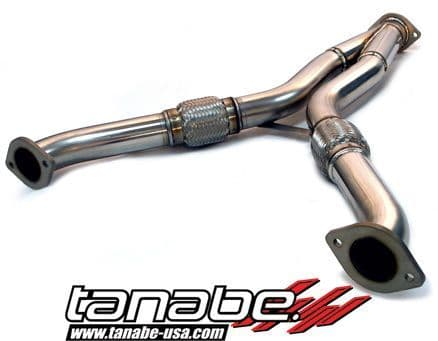 Tanabe Y-Pipe 03-06 Infiniti G35 Coupe / 14 Q60 (RWD)