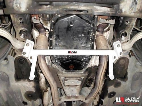 ULTRA RACING 2-Point Front Lower Bar 2486  Audi A6 / A7 10+