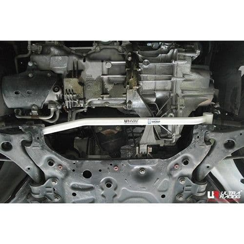 ULTRA RACING 2-Point Front Lower Brace  Ford Focus Mk3 11+