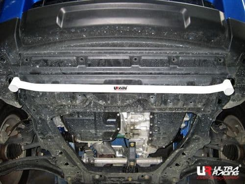 ULTRA RACING 2-Point Front Lower Tiebar  Nissan X Trail 2.0 08+