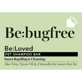 Be:bugfree - Shampoo Bar Insect Repellent
