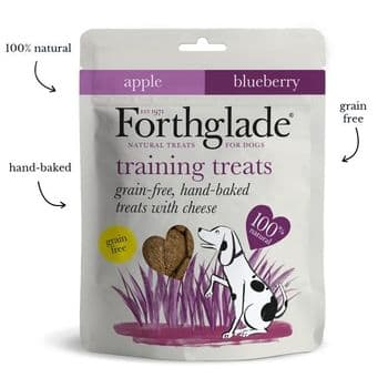 Forthglade Hand baked Training Treat - Cheese