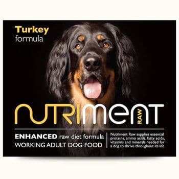 Nutriment - Turkey Formula - 500g