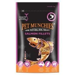 Pet Munchies - 100% Natural Salmon Fillets
