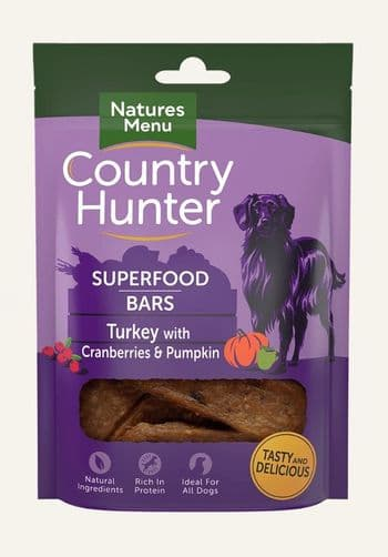 Turkey Superfood Bar