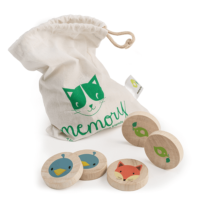Clever Cat Memory Game   Hampers by Lauren
