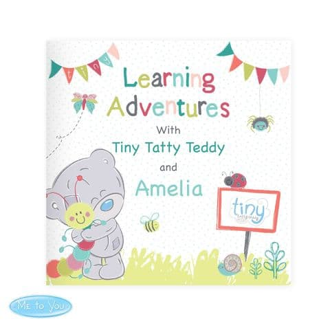 Personalised Learning Adventure Book