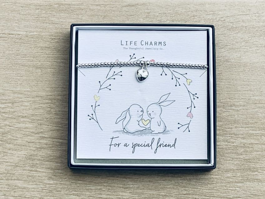 Special Friend Bracelet - Life Charms