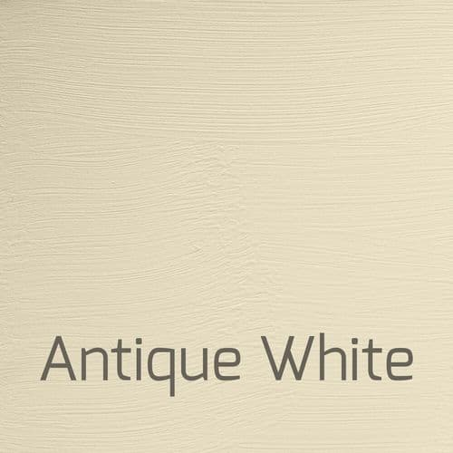 Autentico Furniture & Wall Paint in Chalk, Matt or Eggshell / Antique White