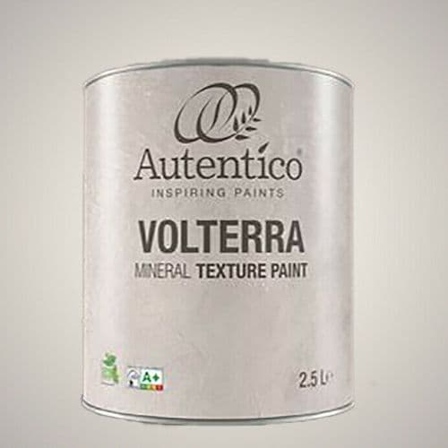Autentico Volterra Mineral Texture Paint  2.5L / Tadelakt Walls /  in CONCRETE only