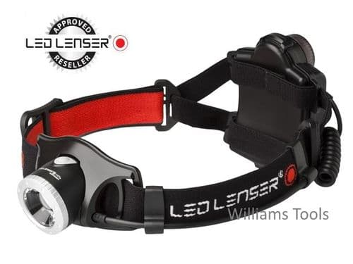 LED Lenser H7R.2 Rechargeable Head Lamp Torch Joggers Cycling Hiking Fishing 7298