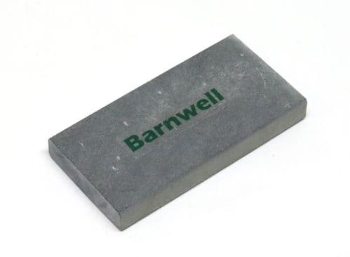 "Barnwell Natural Slate Sharpening Stone 4"" x 2"" x 1/2"""