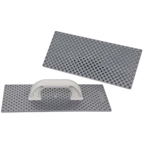 """Refina 16"""" x 7"""" Coarse METAL Rasp Cheese Grater Face 243444 for Insulation boards"""