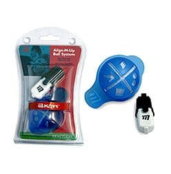 Align-M-Up Golf Ball Marker System