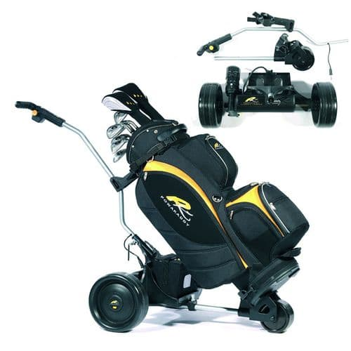 Electric Golf Trolley Service and Repairs
