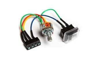 Greenhill Pot/Switch for SD1 4 Wire Controller
