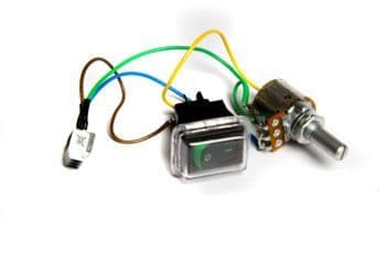 GREENHILL SD1 POT/SWITCH FOR 3 WIRE CONTROLLER