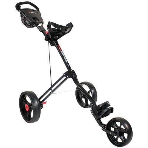 Masters 5 Series 3 Wheel Golf Trolley