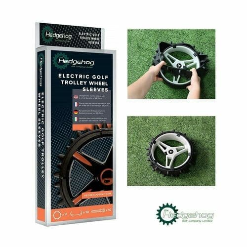 New 2020 Hedgehog  Protector Golf Trolley Winter Tyres