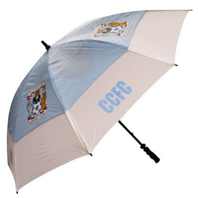 Official Coventry City FC Golf Umbrella