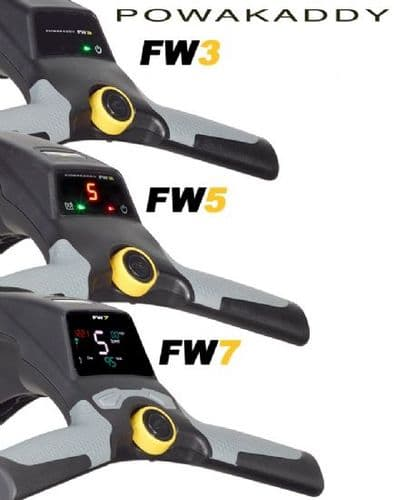 Powakaddy FW3 / FW5 / FW7 and C2 Spares