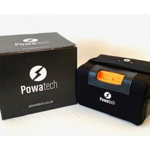 POWATECH 36 HOLE Lithium Golf Battery Set
