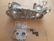 NEW UNI  200 ENGINE CASE  AND END PLATE