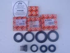 PACKERS , BEARINGS AND  O RINGS ,GASKETS, SEALS