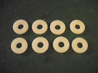 Plastic seat washers  (each)