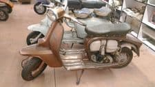 SOLD  GOLDEN SPECIAL  LI 150  FOR RESTORATION OR RIDE AS IS