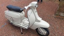SX 200  SCOOTER PROJECT  NOW SOLD