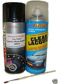 Car Paint Touch Up Kit Aerosol All Factory Colours GREAT VALUE