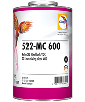Glasurit 522-MC-600 Mixing Clear VOC 1Ltr