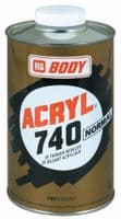 HB BODY 740 ACRYL 2K UNIVERSAL THINNER (Various Sizes)