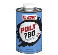 HB BODY 780 POLY THINNER 1L