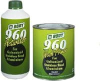 HB Body 960 Wash Etch Primer 1L with Activator