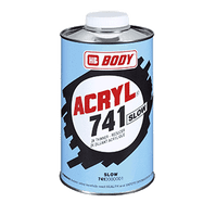 HB BODY ACRYL SLOW THINNER (Various Sizes)