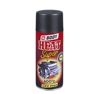 HB BODY SPRAY HEAT SUPER 420 400ml (Various Colours)