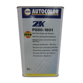 NEXA 2K P850-1601 HS Plus Fade-out Thinner 5L