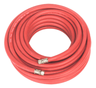 "Sealey Air Hose with 1/4""BSP Unions 10m/ 15m/ 20m prices from"