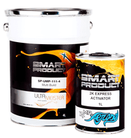 Smart Product Multi Build 2K / 2Pack Primer 4L+1L Hardener Kit