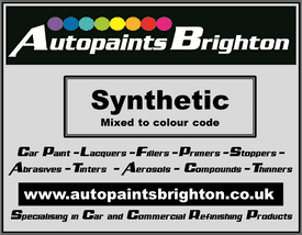 Synthetic Paint Mixed To Colour Code