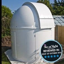 Pulsar 2.2m Full Height Dome