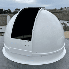 Pulsar 2.7m Short Height Dome