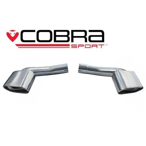 Cobra Sport Oval Tailpipe Exhausts