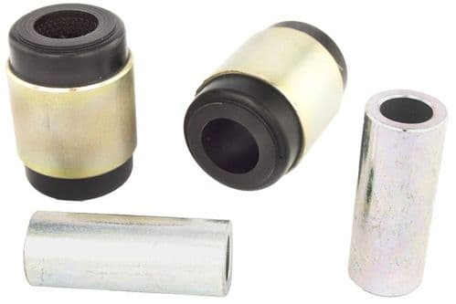 Nissan 350z Whiteline W62535 Rear Shock absorber - to hub bushing