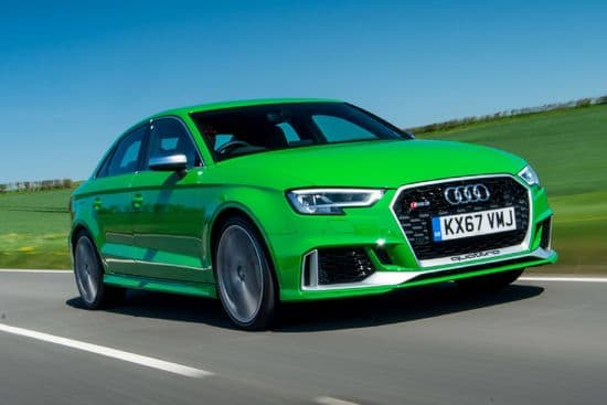 RS3 Saloon / Sedan 400PS (8V MQB) - GPF Models  2019+