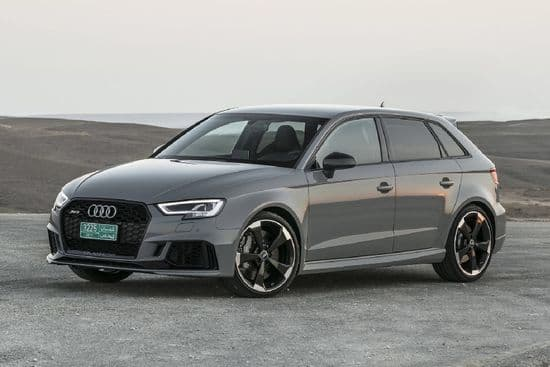 RS3 Sportback 400PS (8V MQB - Facelift Only) - Non-GPF Models  2017-2018